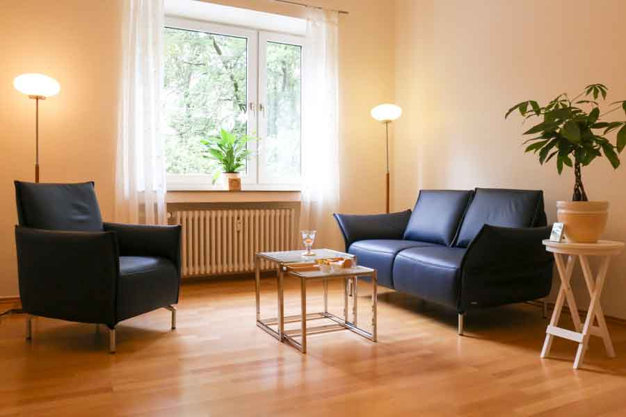 Praxis für Psychotherapie Claudia Voigt-Lehnhoff Praxisansicht